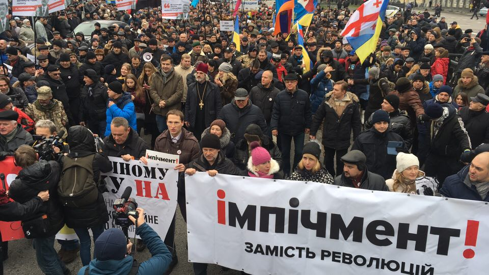 Закон України про імпічмент
