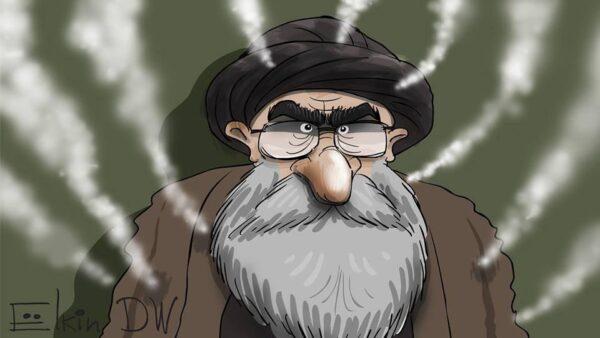 Иранский бунт