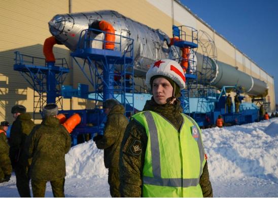 """Ракета-носитель """"Союз-2"""""""