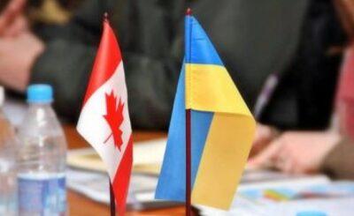 безвиз в Канаду для Украины