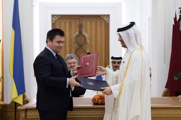 безвиз Украины с Катаром