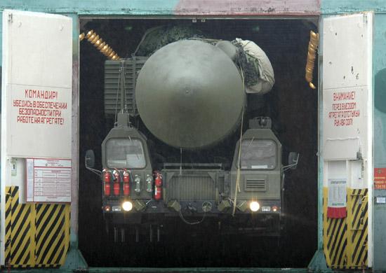 МБР тяжёлого класса «Сармат»