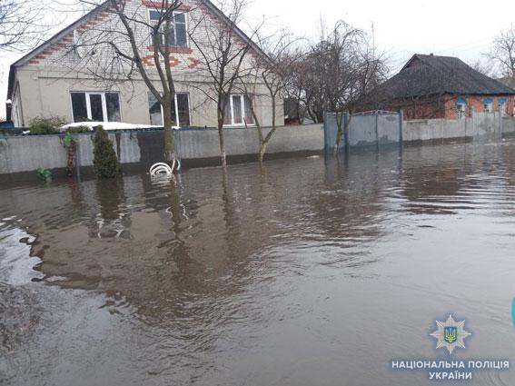 Паводки в Сумской области