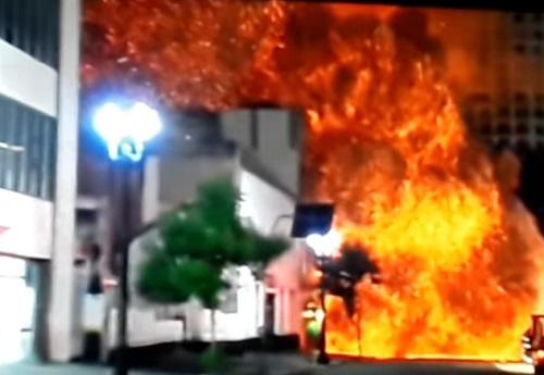 пожар в сан паоло