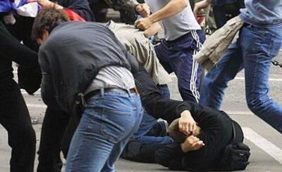 близи Варшавы, группа неизвестных напала на трех граждан Украины