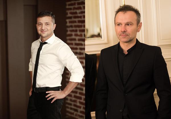 кандидаты в президенты Украины 2019